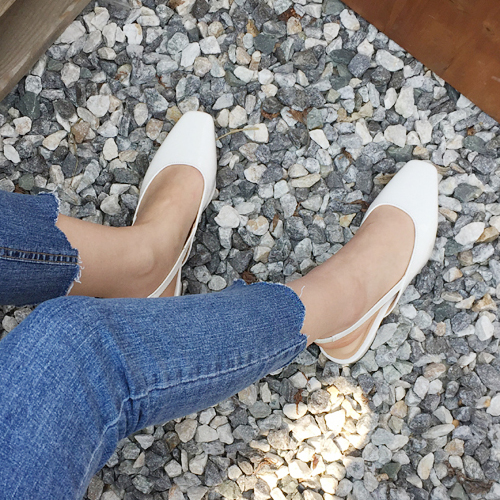 아이린 shoes (white 235)